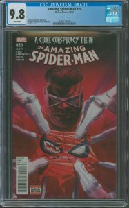 Amazing Spider-Man #19 CGC Graded 9.8