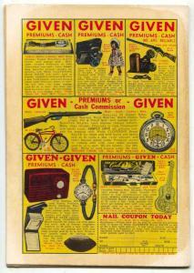 Jesse James #6 1952-Dead or Alive- Joe Kubert FN-