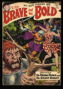 Brave And The Bold #22 GD/VG 3.0