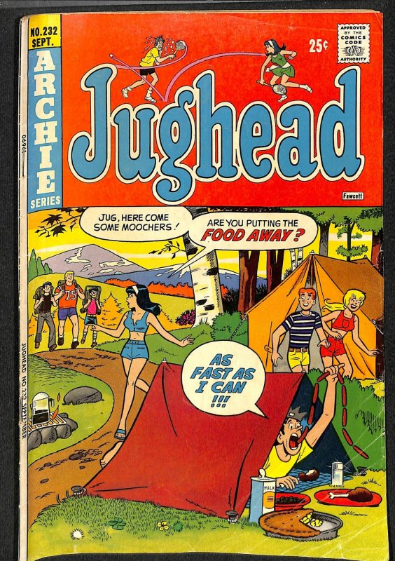 Jughead #232 (1974)
