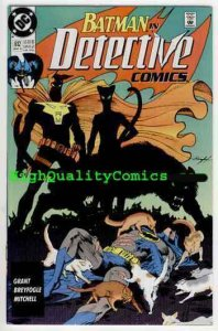 DETECTIVE #612, NM, Batman, Alan Grant, 1990, Catwoman, 1st, more BM in store