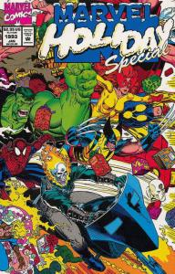 Marvel Holiday Special #1993 FN; Marvel | save on shipping - details inside