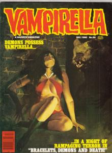 Vampirella Magazine #92 (Dec-80) NM Super-High-Grade