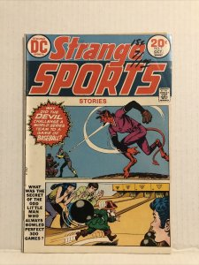 Strange Sports #1