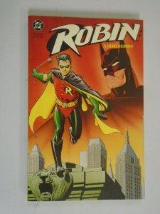 Robin A Hero Reborn TPB SC 8.0 VF (1991 1st Printing)