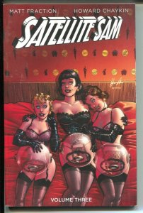 Satellite Sam-Vol 3-Howard Chaykin-2015-PB-VG/FN