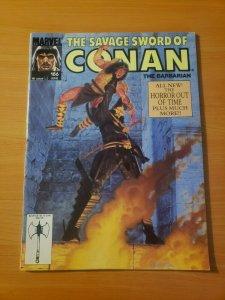 The Savage Sword of Conan #186 ~ NEAR MINT NM ~ 1991 Marvel Comics