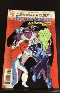 Justice League: Generation Lost #2 (2011)