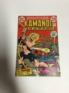 Kamandi Last Boy On Earth 4 Nm Near Mint DC Comics