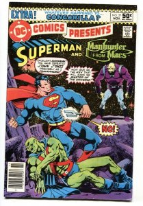 DC Comics Presents #27 First appearance MONGUL comic book VF