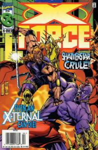X-Force #53 (Newsstand) VF; Marvel   save on shipping - details inside