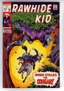 Rawhide Kid # 68 Strict VF+ Artist Larry Lieber, Sal Buscema