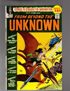 FROM BEYOND THE UNKNOWN 12 FINE-VERY FINE  Aug/Sept 197