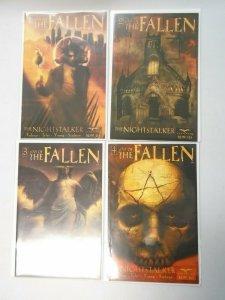 Sins of the Fallen The Nightstalker Set: #1-4 8.0 VF (2005)