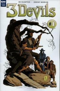 3 Devils #1 FN; IDW | save on shipping - details inside