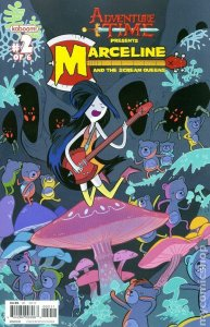 Adventure Time marceline and the scream queens variant cover #2B