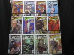 SUPERMAN BIRTHRIGHT (2003) 1-12  the COMPLETE series!