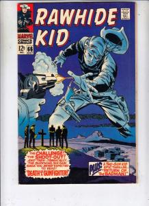 Rawhide Kid #66 (Oct-68) VF/NM High-Grade Rawhide Kid