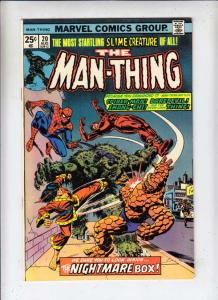 Man-Thing #20 (Sep-75) NM- High-Grade Man-Thing