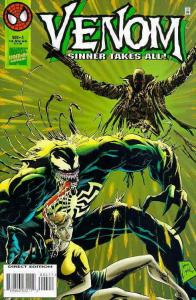 Venom: Sinner Takes All #4 VF/NM; Marvel | save on shipping - details inside