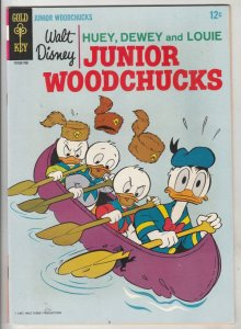 Huey Dewey and Louie Junior Woodchuks #2 (Jan-67) NM- High-Grade Huey Dewey L...