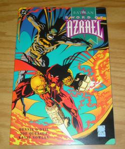 Batman: Sword of Azrael TPB VF/NM dennis o'neil - joe quesada - 1st print 1993