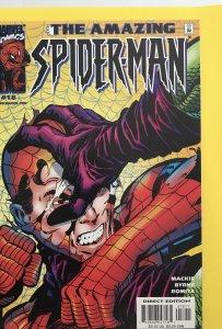 AMAZING SPIDER-MAN 18 GREEN GOBLIN MARVEL 2000