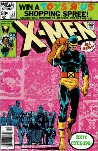 X-Men #138, 9.4 or better
