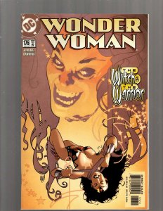 Lot Of 3 Wonder Woman DC Comic Books # 176 177 178 Adam Hughes NM Batman GK21