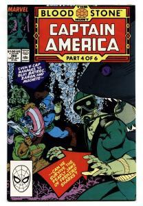 Captain America #360 NM- high grade-CROSSBONES-Marvel Copper Age