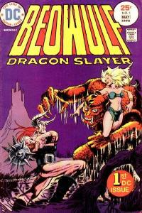 Beowulf (1975 series) #1, VG+ (Stock photo)
