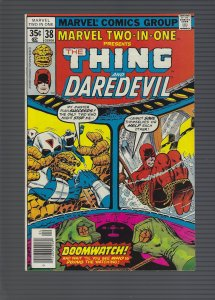 Marvel Two-in-One #38 (1978)