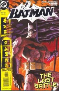 Batman (1940 series) #633, VF+ (Stock photo)