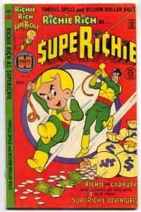 Super Richie #13 1977- Harvey Comics Richie Rich VG/F