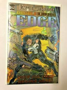 Double Edge #1 - ALPHA - Marvel Edge - NM - 1995