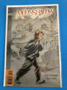 MOONSHADOW  #3 OF 12 1994  DC / VERTIGO / DEIRECT SALES / UNREAD / NM+