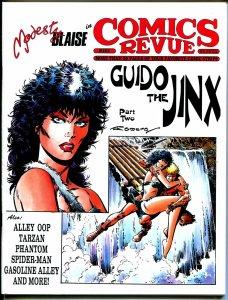 Comics Revue #101 1994-Spider-man-Alley Oop-Modesty Blaise-Tarzan-VF