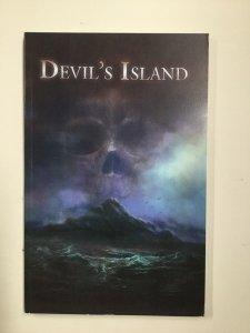 Devil's Island Tpb Softcover Sc Very Fine Vf 8.0 Arcana