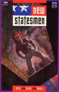 New Statesmen #5 VF/NM; Fleetway Quality | save on shipping - details inside