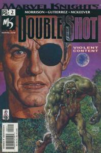 Marvel Knights Double-Shot #2 VF/NM; Marvel | save on shipping - details inside