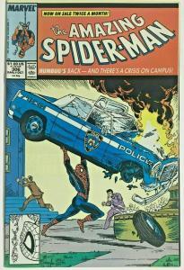 AMAZING SPIDER-MAN#306 VF 1988 TODD MCFARLANE MARVEL COMICS