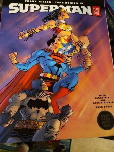 superman year one book 3