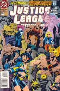 Justice League (1987 series) #99, NM- (Stock photo)