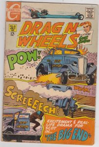 Drag N' Wheels #35