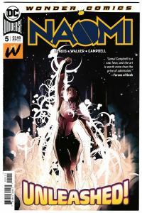 Naomi #5 - 1st Printing (DC, 2019) NM