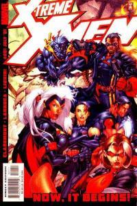 X-Treme X-Men (2001 series) #1, NM (Stock photo)
