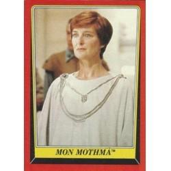 1983 Topps RETURN OF THE JEDI -MON MOTHMA #64