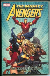 Mighty Avengers: Ultron Initiative-Brian Michael Bendis-Vol 1-2007-PB-VG/FN