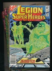 DC LOT OF 12-LEGION OF SUPER-HEROES#295-303,272,279,282 (PF369)
