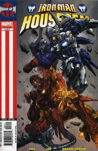 Iron Man: House of M #3 VF; Marvel | save on shipping - details inside